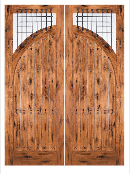 OLD WORLD ENTRY DOORS MODEL # 193 La Pampa -