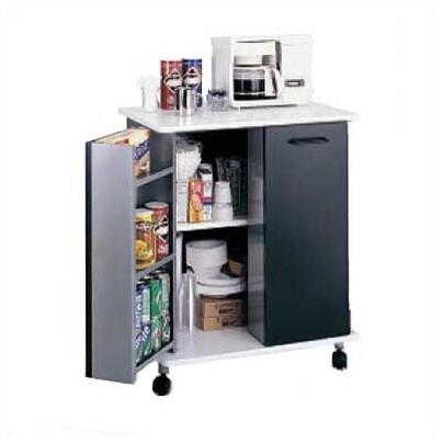 Refreshment Kitchen Cart modern-kitchen-islands-and-kitchen-carts