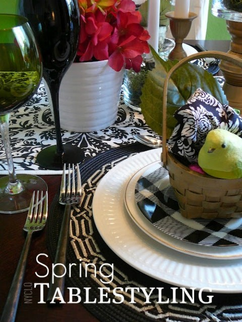 Spring Tablestyling Ideas modern