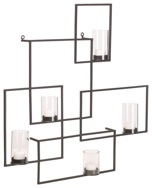 boxes wall sconce - contemporary - wall sconces