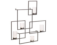 Boxes Wall Sconce contemporary wall sconces