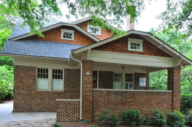 Second Story addition to a Historic Craftsman Bungalow craftsman