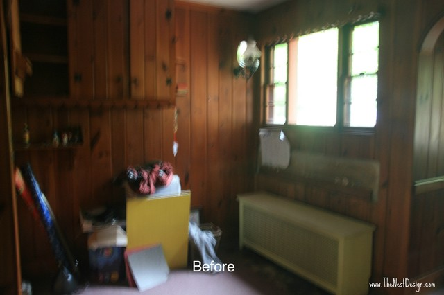 Vacant Home Staging traditional