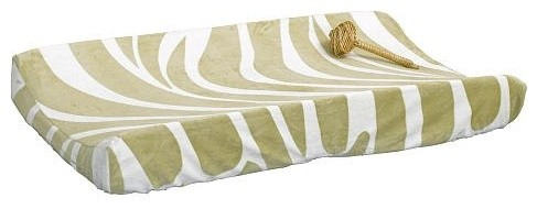 CoCaLo Noah and Friends Changing Pad Cover modern changing tables