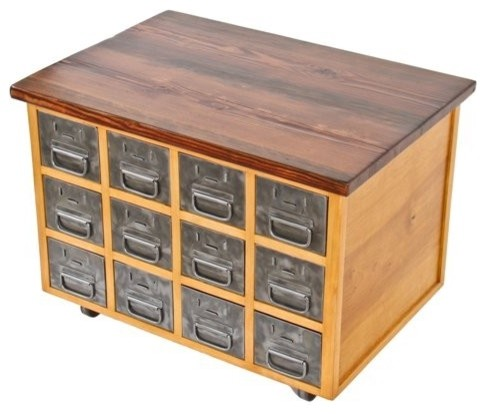 Repurposed Artifacts - Accent Chests And Cabinets - chicago - by Urban Remains