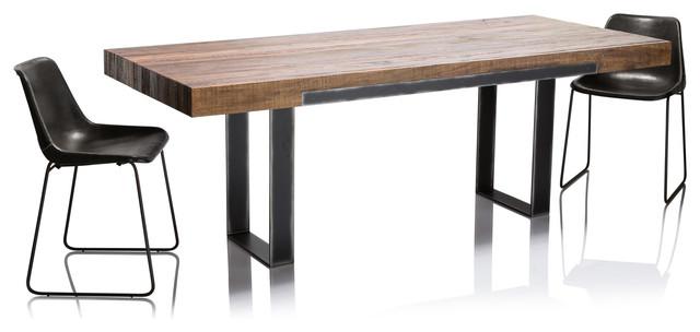 Wayfair Dining Table Industrial Dining Tables by  : industrial dining tables from houzz.com size 640 x 304 jpeg 34kB