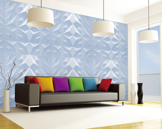 3D WALL PANELS(Triangles -