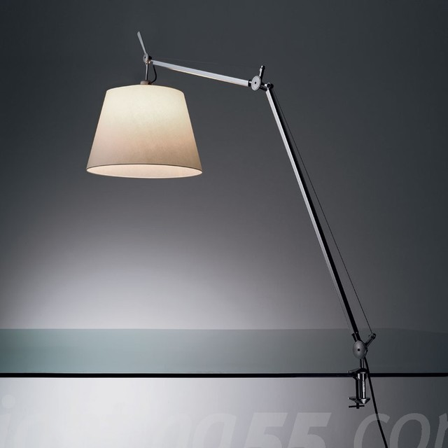 Artemide - Tolomeo Mega Clamp table lamp - modern - table lamps
