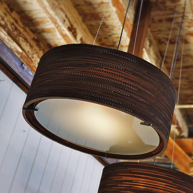 DRUM Scrap Light lamp-shades
