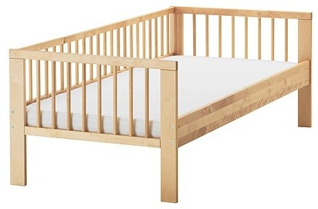 GULLIVER Bed frame with slatted bed base modern kids beds
