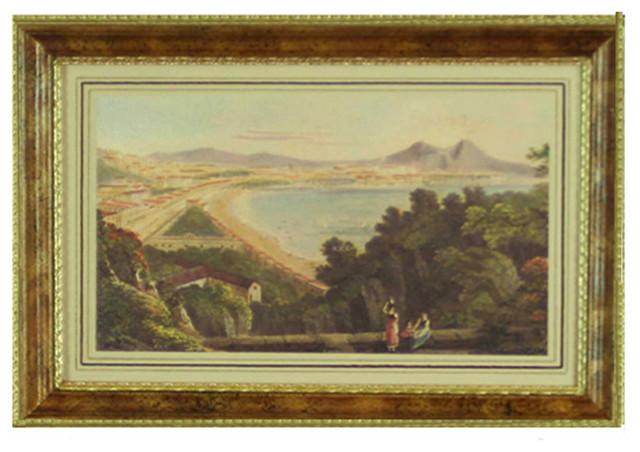 H. Hal Kramer Co. Antique European Countryside Lithograph III contemporary-artwork