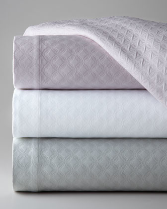 """SFERRA King Matelasse Coverlet, 114"""" x 100"""" traditional-quilts"""