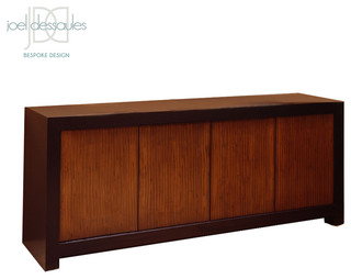 Kayah Credenza Contemporary Buffets And Sideboards