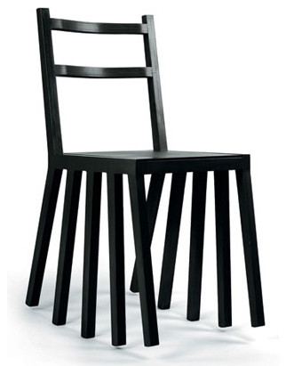 KU DIR KA Rocking Chair by Paulius Vitkauskas for Contraforma eclectic rocking chairs