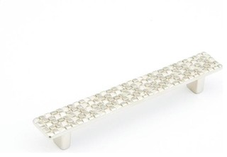 Schaub & Company - Italian Designs, Mosaic Pull - Contemporary - Cabinet And Drawer Handle Pulls ...