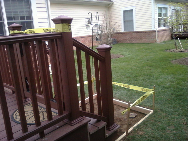 Trex Deck Refacing 1 modern