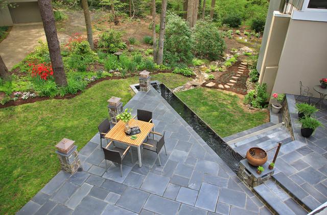 Mellor Residence contemporary-patio