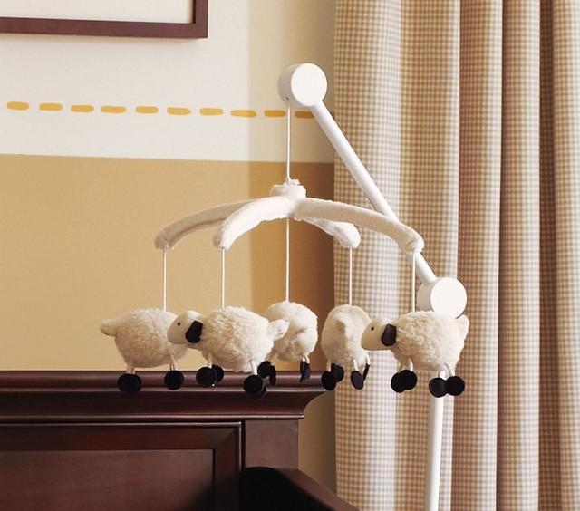 Lamb Mobile contemporary-mobiles
