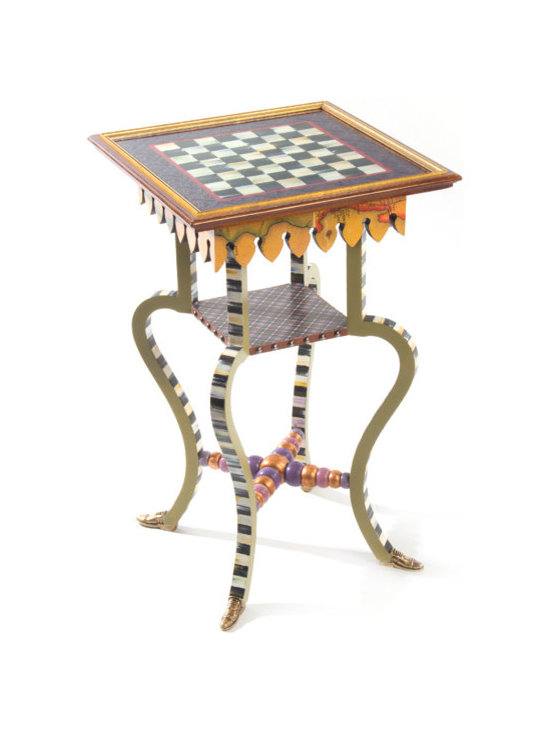If the Shoe Fits Table - 26"