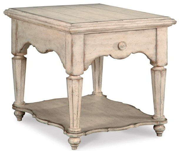 ART Furniture - Belmar Light Drawer End Table - ART-189304-2617 traditional-coffee-tables