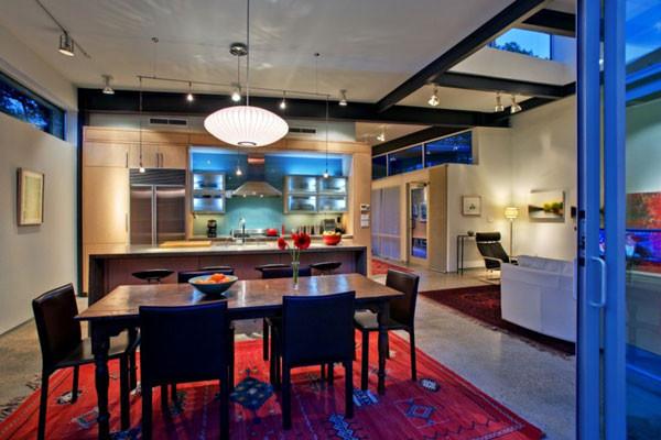 Frick Residence modern-kitchen
