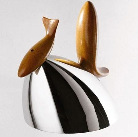 Pito Tea Kettle by Frank Gehry contemporary-coffee-and-tea-makers