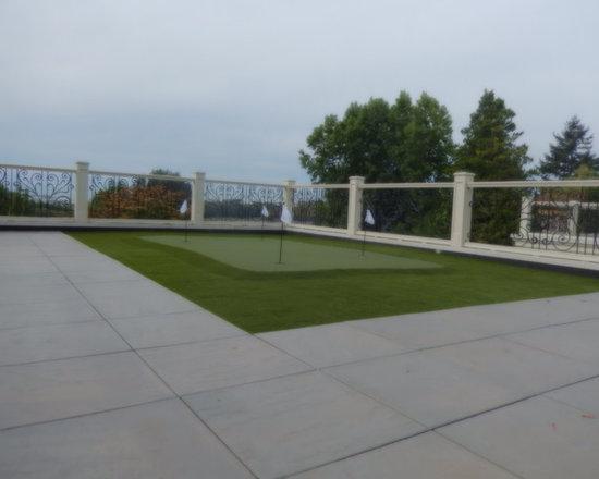 Point Grey Backyard Deck -