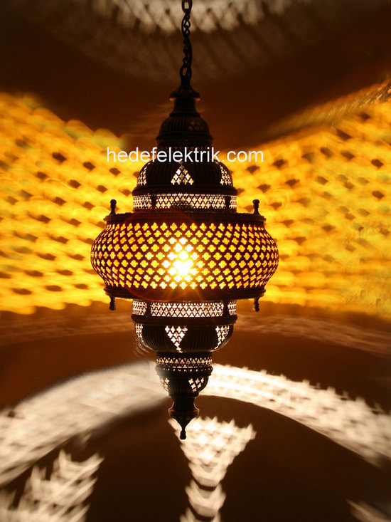 Turkish Style - Ottoman Lighting - *Code:  HD-04161_53