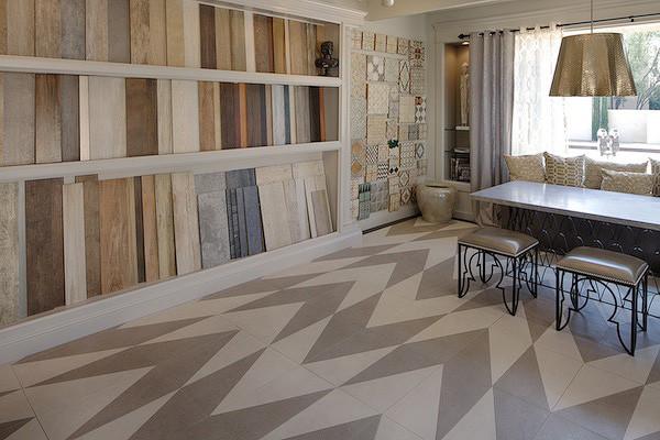Floor Tile Showrooms : Los angeles showroom modern wall and floor tile new