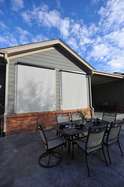Outdoor Patio Shades And Blinds