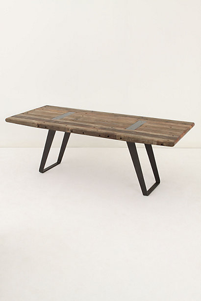 Lindo Dining Table industrial-dining-tables