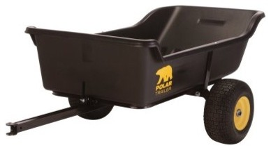 Polar Trailer HD 1500 Utility and Hauling Cart modern-filing-cabinets