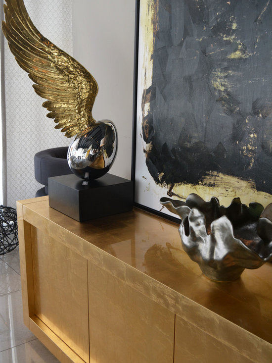 "Accessories - Michael Aram's ""Flight"" Sculpture is available at our showroom."