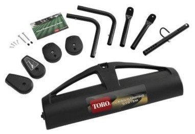 Toro Striping Kit for Walk-Behind Mowers - contemporary - patio