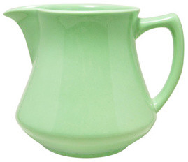 Pitcher - Jade contemporary-pitchers