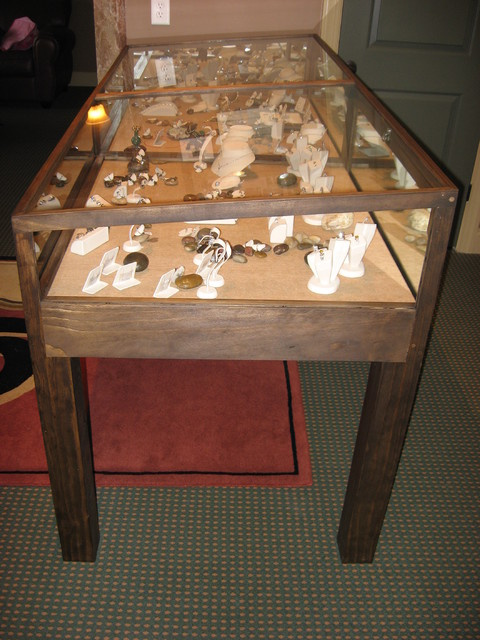Jewelry Display Case Contemporary Jewelry Boxes And