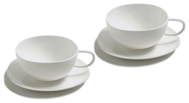 Alessi Fruit Basket Teacup Set modern-dinnerware
