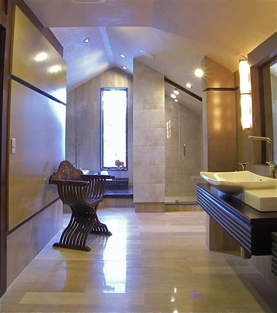 Attic Bathroom: Attic Bathroom