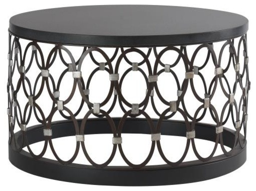 HH20-607-AS Cosmo Accent Table traditional-coffee-tables