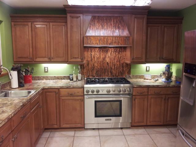 American Woodmark Kitchen traditional