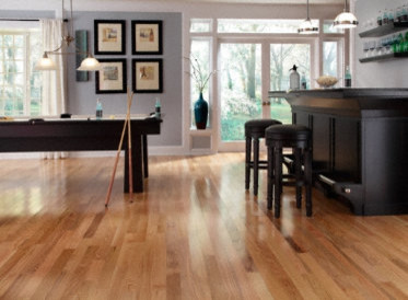 Bellawood natural red oak hardwood flooring richmond for Bellawood hardwood floors