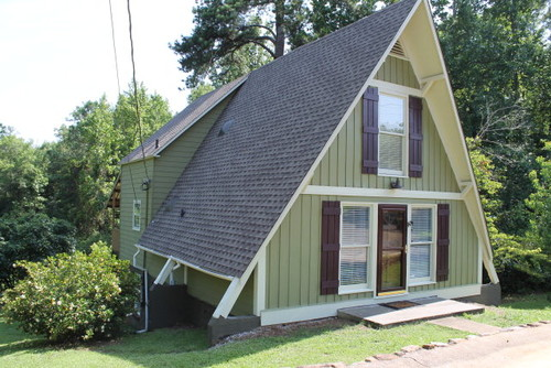 1979 A Frame Vacation Home