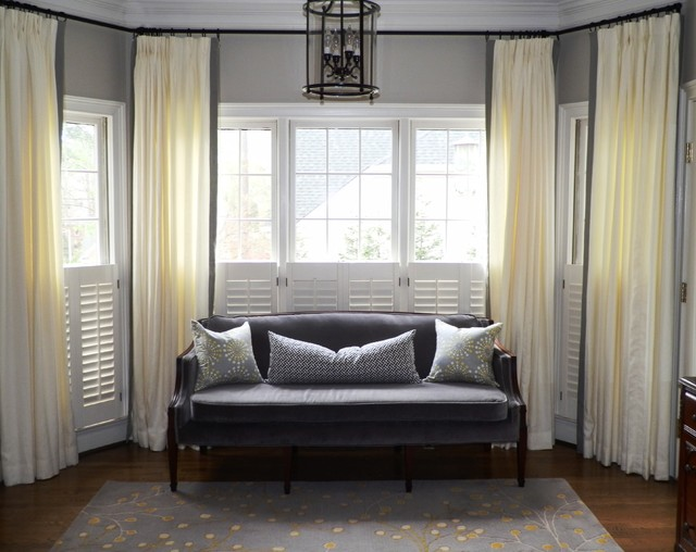 Window Treatments contemporary curtains