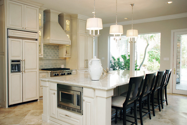 Plano kitchen traditional