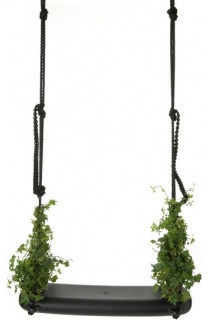 Swing With The Plants By Droog eclectic outdoor swingsets