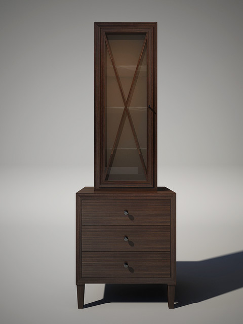 VG brown cabinet modern-buffets-and-sideboards