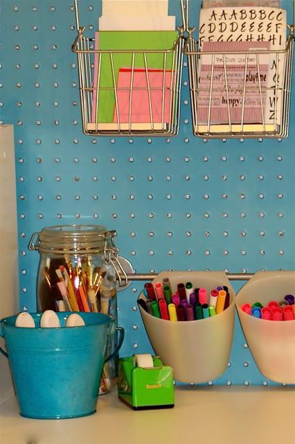 Kids Art Studio eclectic