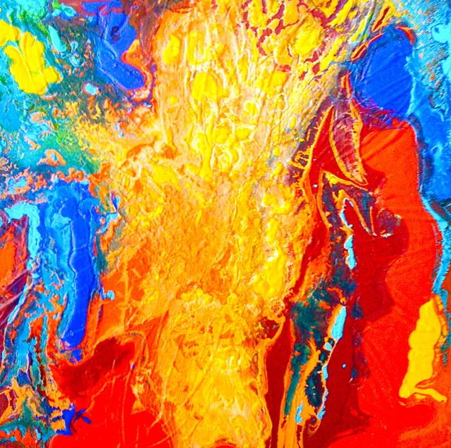 Original Abstract Art contemporary-artwork