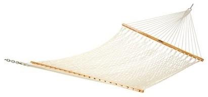 Pawleys Island Small Rope Hammock modern-hammocks-and-swing-chairs