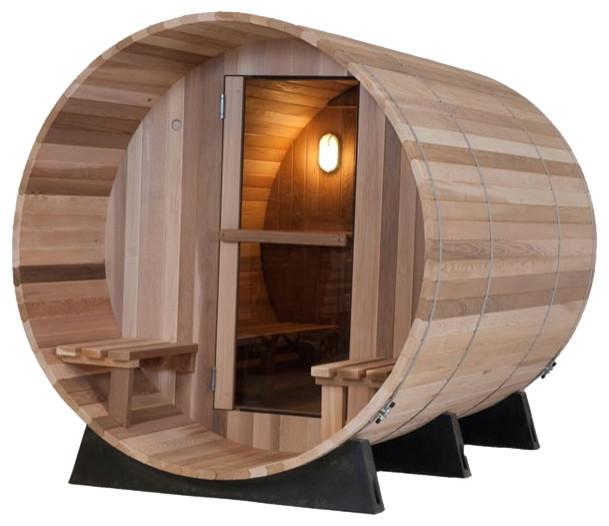 Traditional Saunas by SaunaSupplyWorld.com
